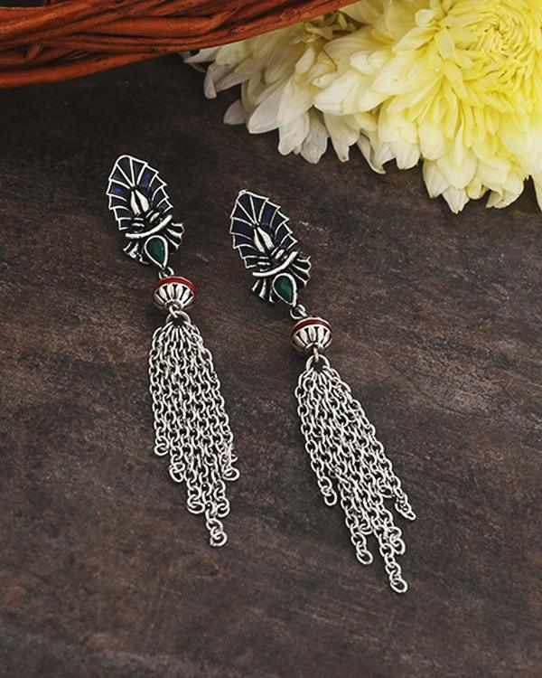 Apinaya Chandelier Style Earrings