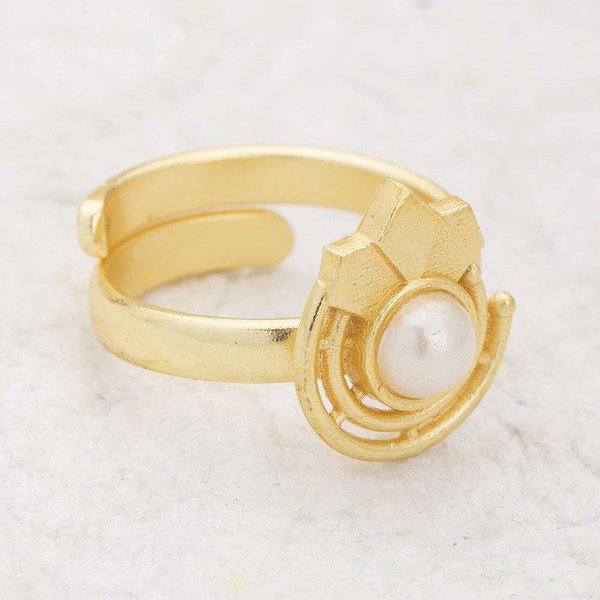 Pearl Ring For Women