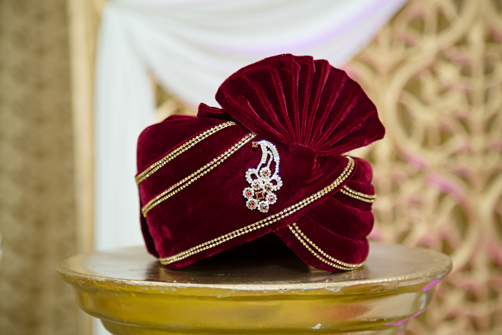 Groom Pagadi - Groom Accessories