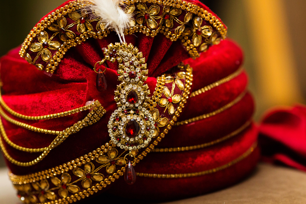 Indain Groom Pagadi - Groom Accessories
