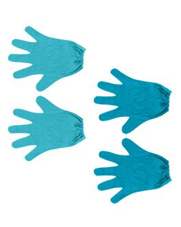 hand glove set pack of 2 pairs