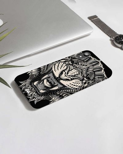 DailyObjects Eye of The Tiger Phone Back Case