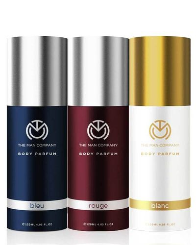 Combo For Multifaceted Man Deodorant Spray-For Men 360 ml, Pack of 3
