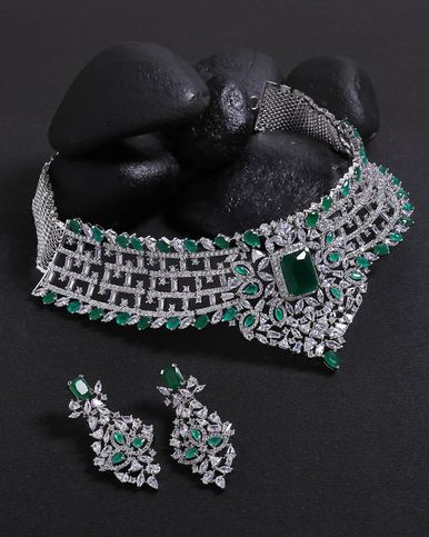 House of Royals Heritage Necklace Set