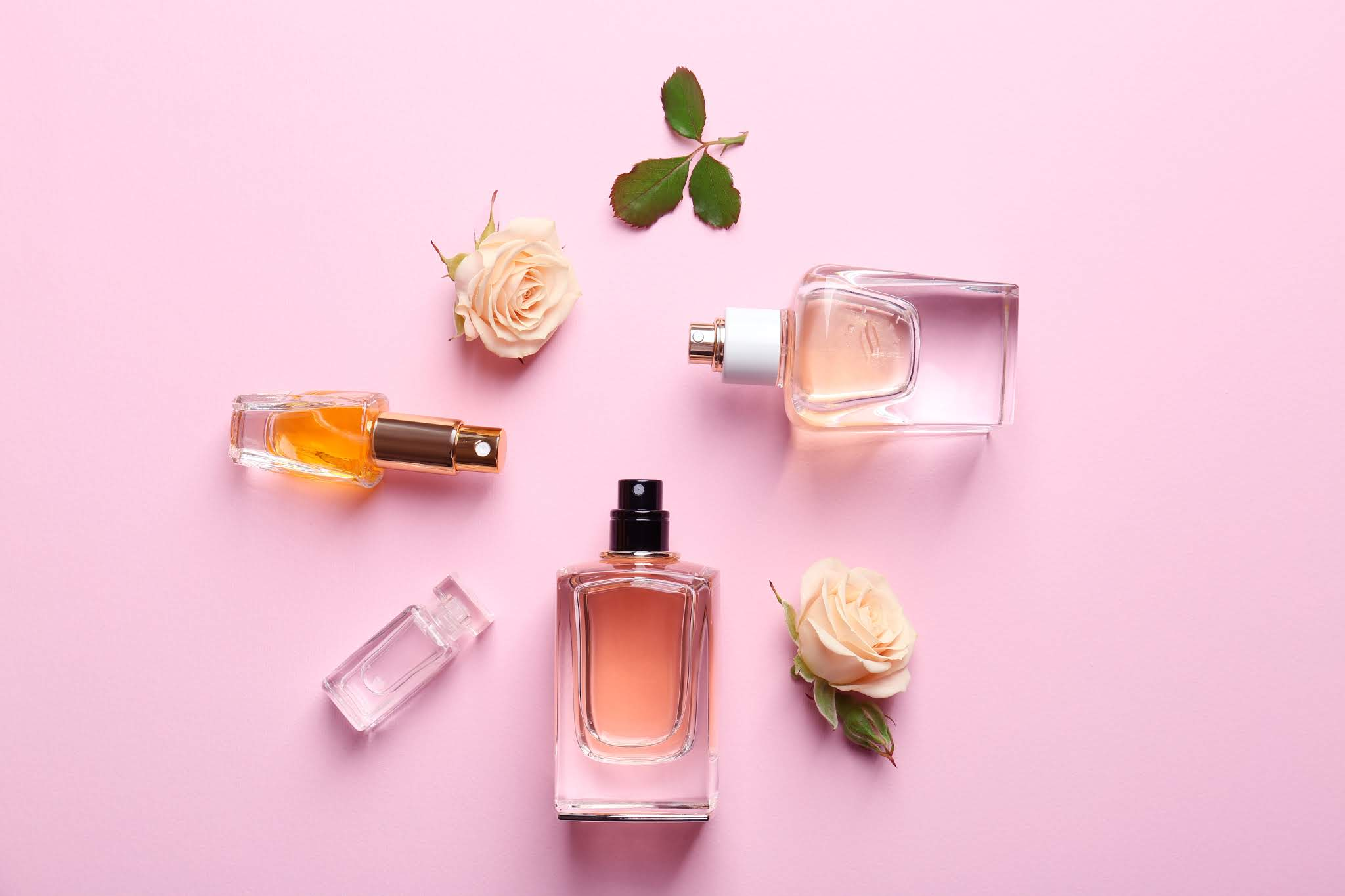 Perfume for valentine's day gift