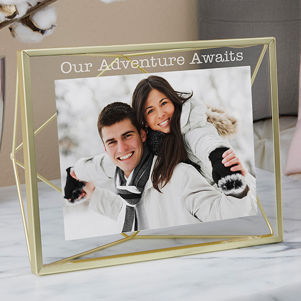 Personalized collage frame for boyfriend